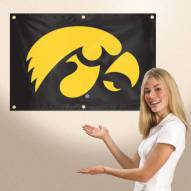 Iowa Hawkeyes 3' x 2' Fan Banner