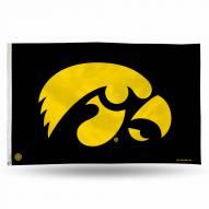 Iowa Hawkeyes 3' x 5' Banner Flag