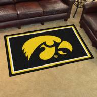 Iowa Hawkeyes 4' x 6' Area Rug