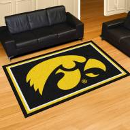 Iowa Hawkeyes 5' x 8' Area Rug