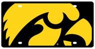 Iowa Hawkeyes Acrylic Mega License Plate