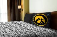 Iowa Hawkeyes Anthem Twin Bed Sheets