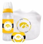 Iowa Hawkeyes Baby Gift Set