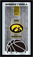 Iowa Hawkeyes Basketball Mirror