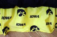 Iowa Hawkeyes Bed Skirt