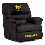 Iowa Hawkeyes Big Daddy Recliner