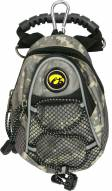 Iowa Hawkeyes Camo Mini Day Pack