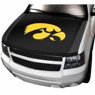 Iowa Hawkeyes Car Hood Cover