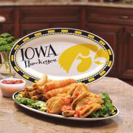 Iowa Hawkeyes Ceramic Serving Platter