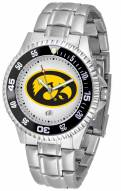 Iowa Hawkeyes Competitor Steel Men's Watch