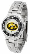 Iowa Hawkeyes Competitor Steel Women's Watch
