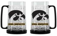 Iowa Hawkeyes Crystal Freezer Mug