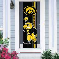 Iowa Hawkeyes Door Banner