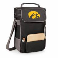 Iowa Hawkeyes Duet Insulated Wine Bag
