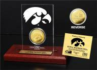 Iowa Hawkeyes Etched Acrylic