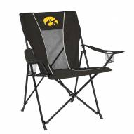 Iowa Hawkeyes Game Time Tailgate Chair