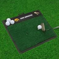 Iowa Hawkeyes Golf Hitting Mat