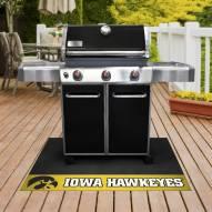 Iowa Hawkeyes Grill Mat