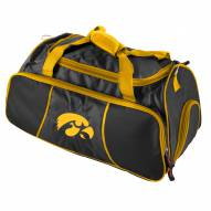 Iowa Hawkeyes Gym Duffle Bag