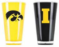 Iowa Hawkeyes Home & Away Tumbler Set