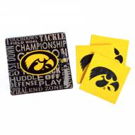 Iowa Hawkeyes It's a Party Gift Set