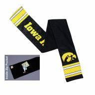 Iowa Hawkeyes Jersey Scarf