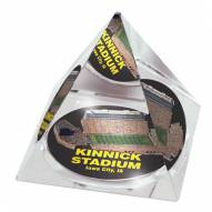 Iowa Hawkeyes Kinnick Stadium Crystal Pyramid