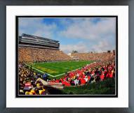 Iowa Hawkeyes Kinnick Stadium Framed Photo