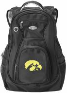 Iowa Hawkeyes Laptop Travel Backpack
