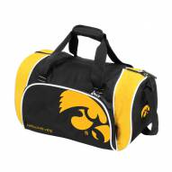 Iowa Hawkeyes Locker Duffle Bag