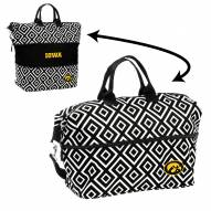 Iowa Hawkeyes Expandable Tote Bag