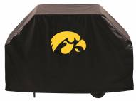 Iowa Hawkeyes Logo Grill Cover