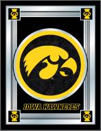 Iowa Hawkeyes Logo Mirror