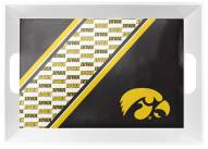 Iowa Hawkeyes Melamine Serving Tray