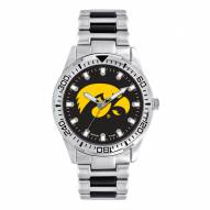 Iowa Hawkeyes Men's Heavy Hitter Watch