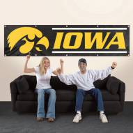 Iowa Hawkeyes NCAA 8' Banner