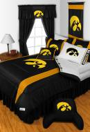Iowa Hawkeyes NCAA Sideline Bed Set