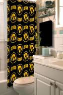 Iowa Hawkeyes Shower Curtain