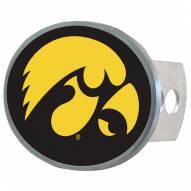 Iowa Hawkeyes Oval Hitch Cover