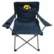 Iowa Hawkeyes Rivalry Folding Chair