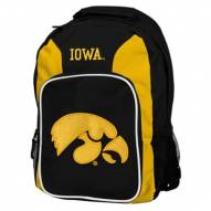 Iowa Hawkeyes Southpaw Yellow Backpack