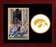 Iowa Hawkeyes Spirit Vertical Photo Frame