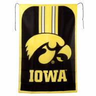 Iowa Hawkeyes Team Fan Flag