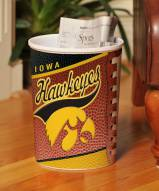 Iowa Hawkeyes Trash Can
