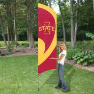 Iowa State Cyclones NCAA Tall Team Flag