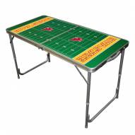 Iowa State Cyclones Outdoor Folding Table
