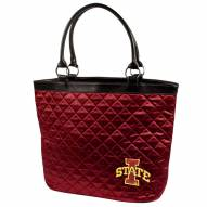 Iowa State Cyclones Quilted Tote Bag