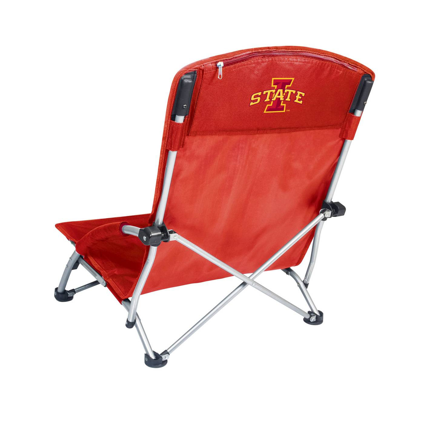 Iowa State Cyclones Red Tranquility Beach Chair