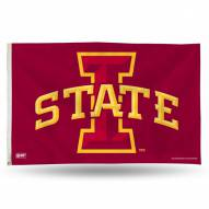 Iowa State Cyclones 3' x 5' Banner Flag