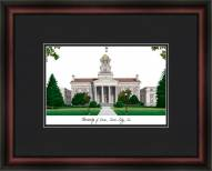 University of Iowa Academic Framed Lithograph